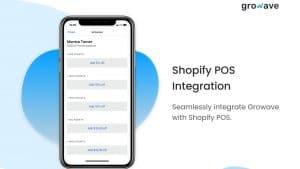 interface programmation fidélité sur smartphone