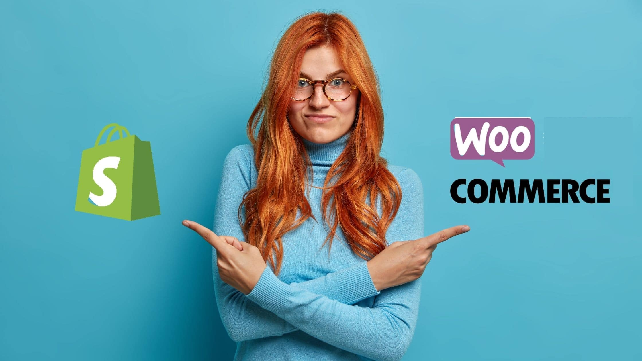 choisir entre shopify et woocommerce