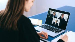 communiquer avec agence web Shopify